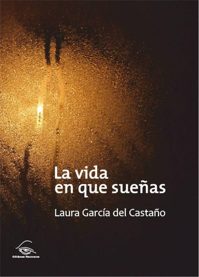 Portada de libro diseñada para la autora Laura García del Castaño.