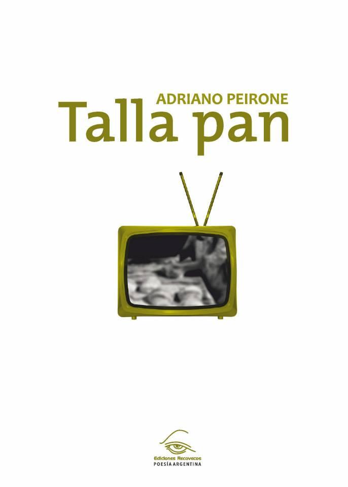 Portada de libro diseñada para el autor Adriano Peirone.